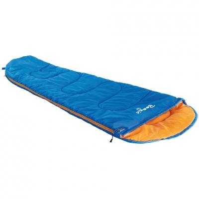 Sac de Dormit High Peak Boogie 170x70x45 albastru-portocaliu 23012