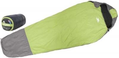 Sac de dormit trespass stuffy verde