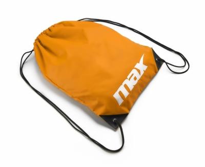 Sacchetto Arancio Fluo Nero Max Sport