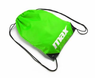 Sacchetto Verde Fluo Nero Max Sport