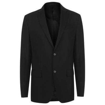 Sacou Calvin Klein Wool Suit negru