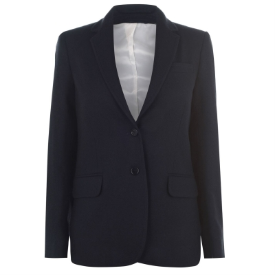 Sacou Gant Wool albastru