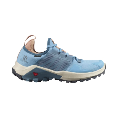 Salomon Pantofi Alergare Femei MADCROSS GTX W Bleu