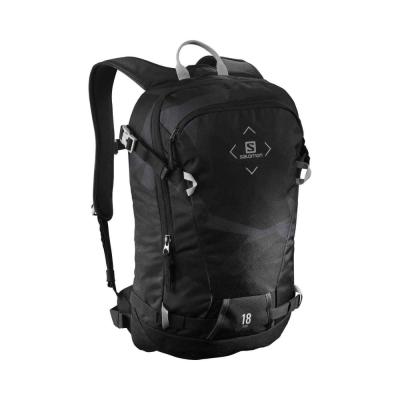 Salomon Rucsac Ski Unisex BAG SIDE 18 - FLAT CAMO BLACK EBONY (Gri)