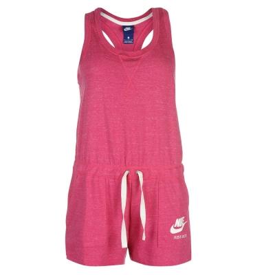 Salopeta Nike sala Vintage Suit pentru Femei fucsia