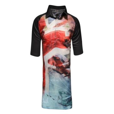 Tricouri Polo Samurai Spitfire pentru Barbati negru
