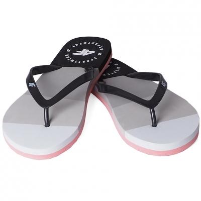 Sandale 4F negru And alb H4L20 KLD004 97S pentru femei