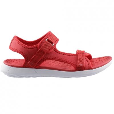 Sandale 4F rosu H4L20 SAD001 62S pentru femei
