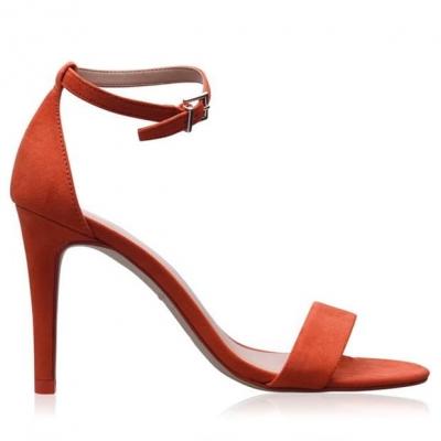 Sandale Aldo Ahlberg Heeled pentru Femei bright portocaliu