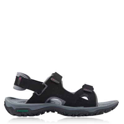 Sandale Karrimor Antibes pentru Barbati negru gri carbune