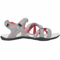 Sandale For Multicolor 4F HJL20 JSAD001 90S pentru fete