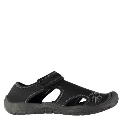 Sandale Hot Tuna Rock pentru Copii negru