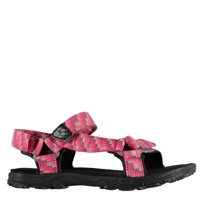 Sandale Jack Wolfskin Seven Seas 2 Juniors multicolor roz
