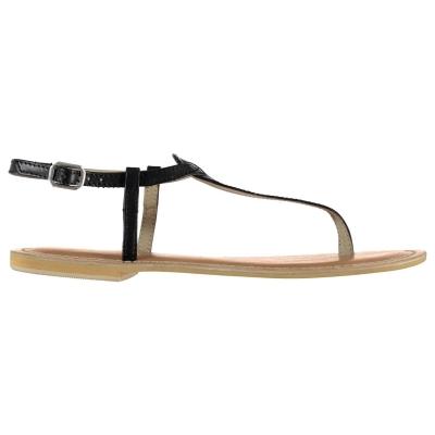 Sandale Kangol Toe Post pentru Femei negru