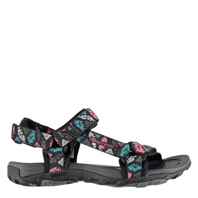 Sandale Karrimor Amazon pentru Femei negru roz