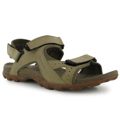 Sandale Karrimor Antibes din piele Walking pentru Barbati