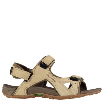Sandale Karrimor Antibes din piele Walking pentru Barbati bej