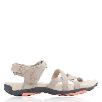 Sandale Karrimor Salina din piele Walking pentru Femei bej