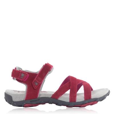 Sandale Karrimor Salina din piele Walking pentru Femei roz