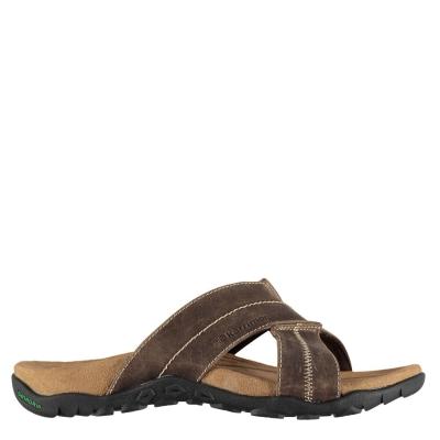 Sandale Karrimor Lounge Slide pentru Barbati maro