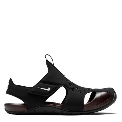 Sandale Nike protect baieti negru alb