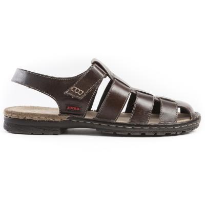 Sandale piele barbati Joma Spalma 924 maro
