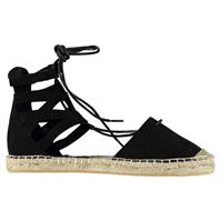 Sandale Rock and Rags Laced Espadrille