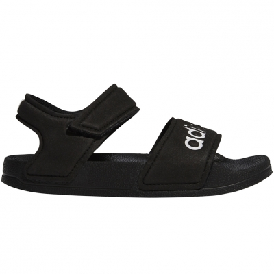 Sandale Sandale For , Adidas Adilette K negru G26879 pentru Copii