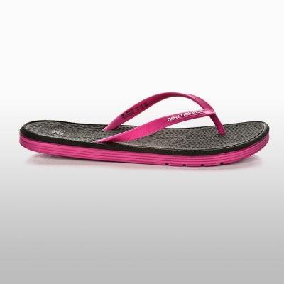 Papuci roz New Balance Klapki W6076pk Femei