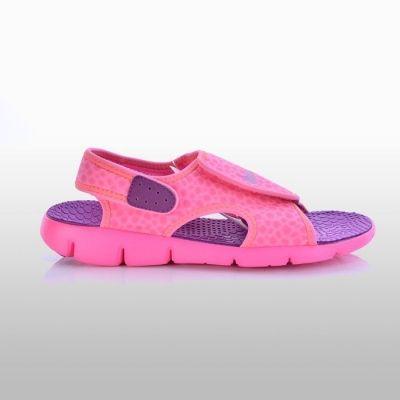 Sandale roz vara Nike Sunray Adjust 4 (gsps) Fetite