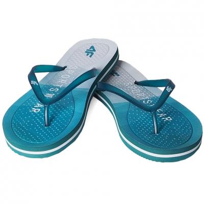 Sandale turcoaz 4F H4L20 KLD003 35S pentru femei