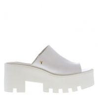 Sandale Windsor Smith Dragon alb