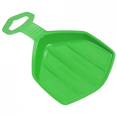 Sanie tip lopata HAMAX HOT SHEET verde 504506