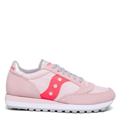 Adidasi sport Saucony Originals Jazz Original roz coral