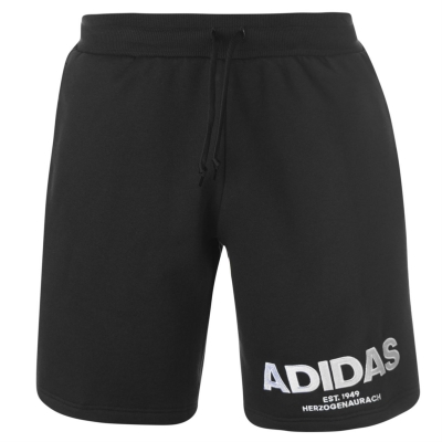 Pantaloni scurti adidas All Caps pentru Barbati negru