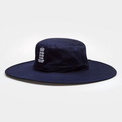 Sepci Anglia Cricket Heritage Sun pentru Barbati bleumarin