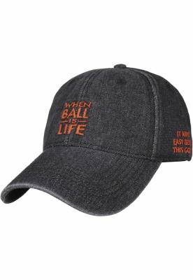Sepci C&S WL Life Dad negru-portocaliu Cayler and Sons