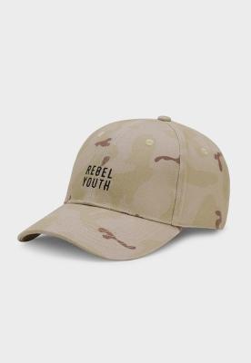Sepci CSBL Rebel Youth Curved desert-camuflaj Cayler and Sons negru