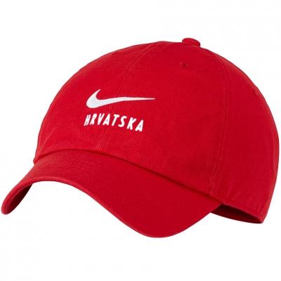 Sepci Nike Croatia Swoosh rosu CU7531 657