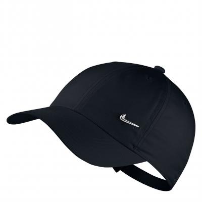 Sepci Nike Met Swoosh pentru copii negru