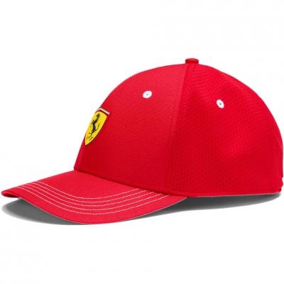 Sepci Puma Ferrari Fanwear BB rosu 022527 01