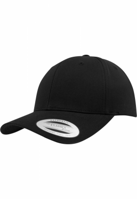 Sepci rap Classic Snapback Curved negru Flexfit