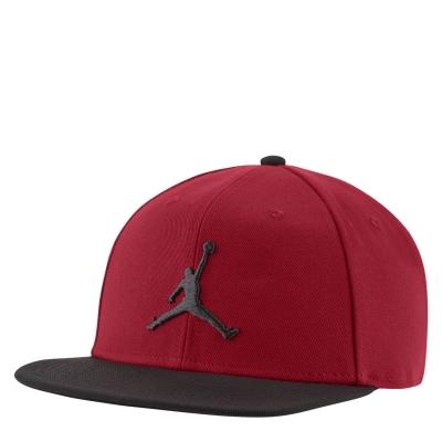 Sepci rap Snapback Caciula Air Jordan Pro Jumpman rosu negru