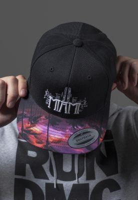 Sepci rap Snapback Miami Breakwater negru