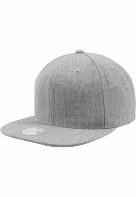 Sepci rap Snapback One Tone gri deschis Flexfit
