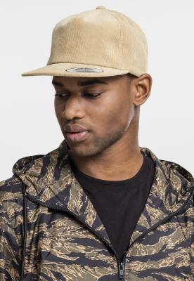 Sepci rap Snapback Premium Corduroy kaki Flexfit
