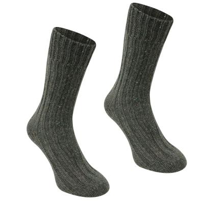 Set 2 Sosete Karrimor Wool pentru Barbati verde