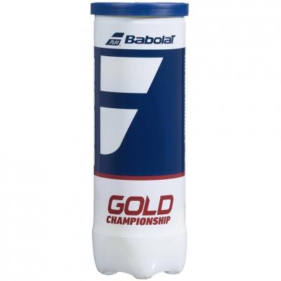 Set 3 Mingi de tenis Babolat Gold Championship