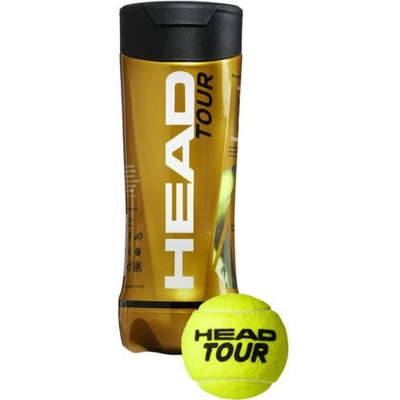 Set 3 Mingi de tenis Head Tour