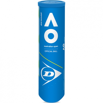 Set 4 Mingi de tenis Dunlop Australian Open